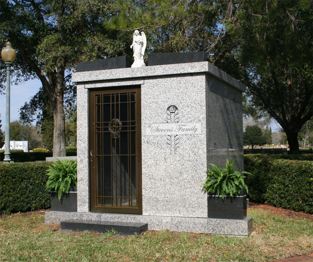 Granite Family Estate Mausoleums: mausoleum design